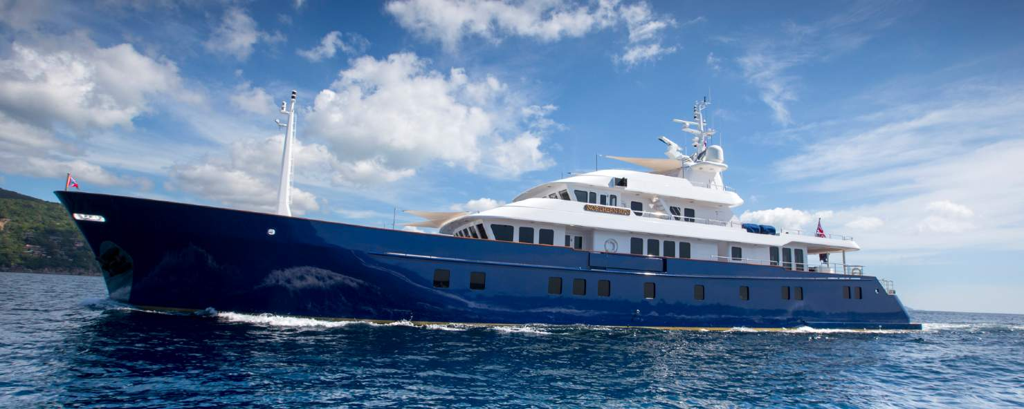 Superyacht NORTHERN SUN for charter in Thailand