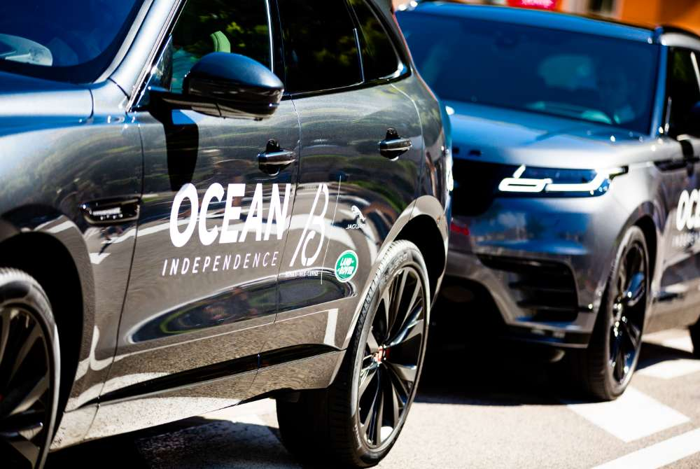 Ocean Independence private car service