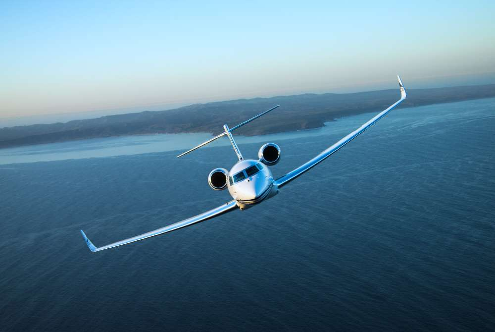 Ocean Independence private aviation