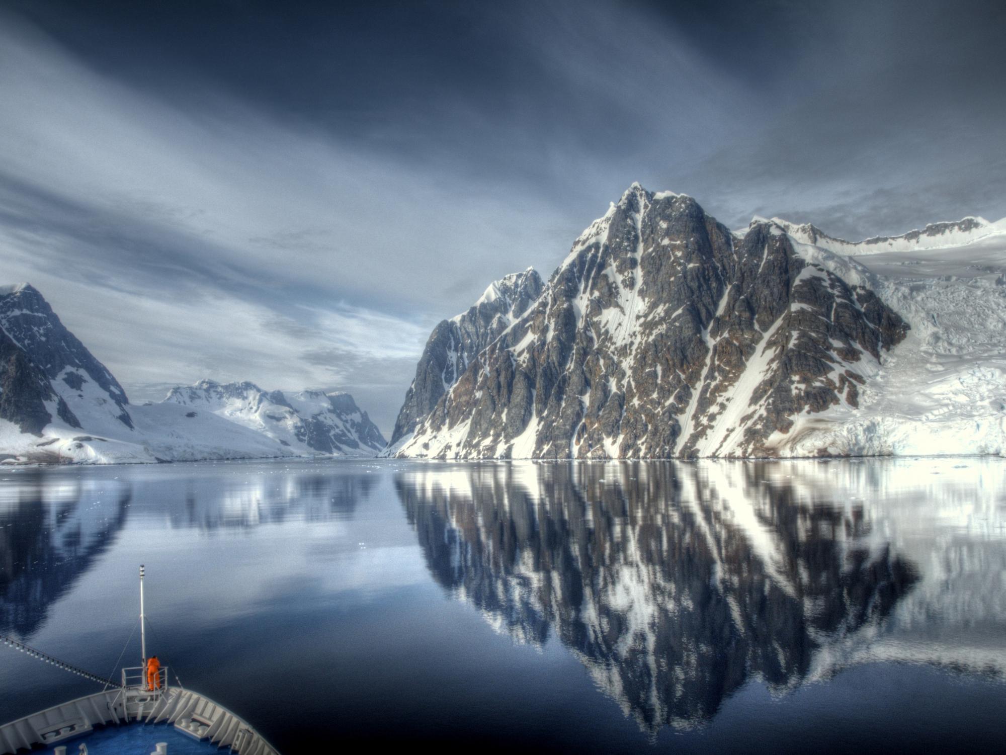 Antarctica itinerary