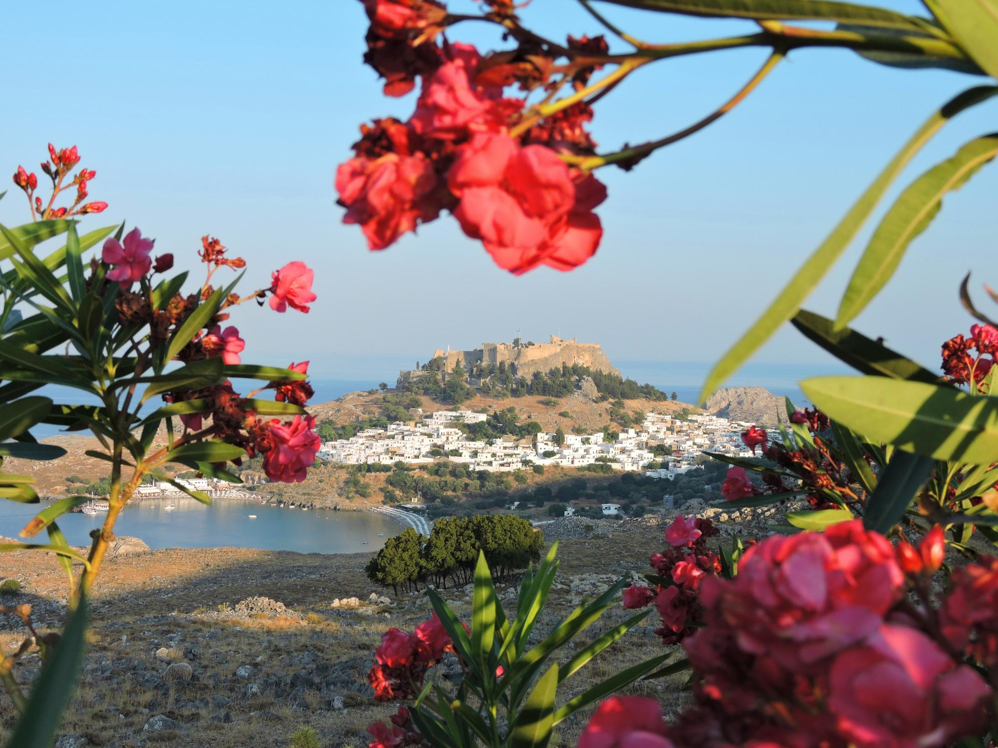 Dodecanese itinerary