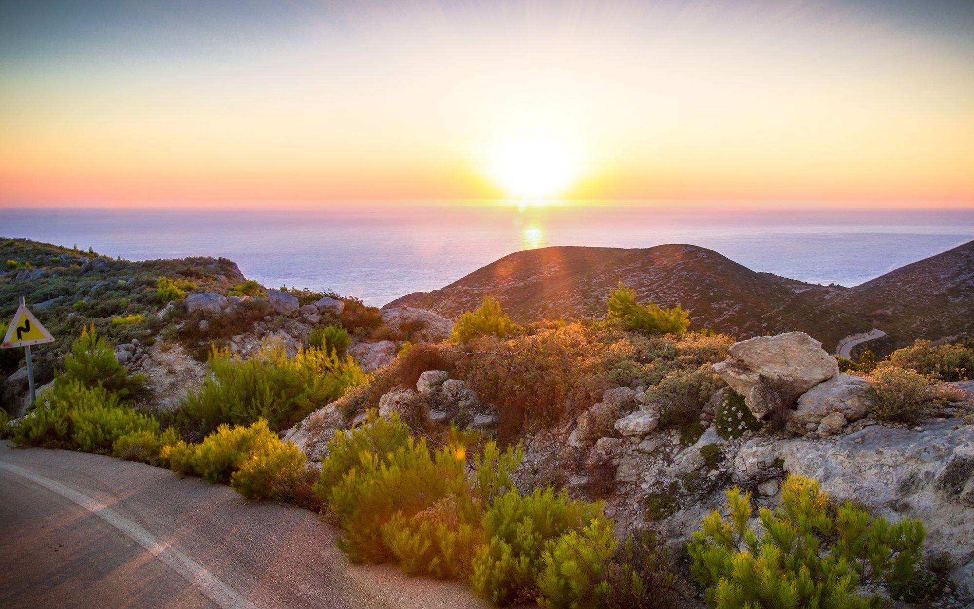 Corfu to Zakynthos Itinerary