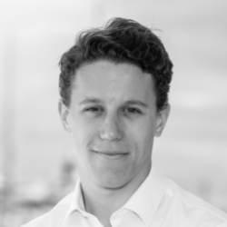 Dylan Broe Marketing Executive