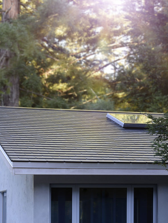 Solar Roof California