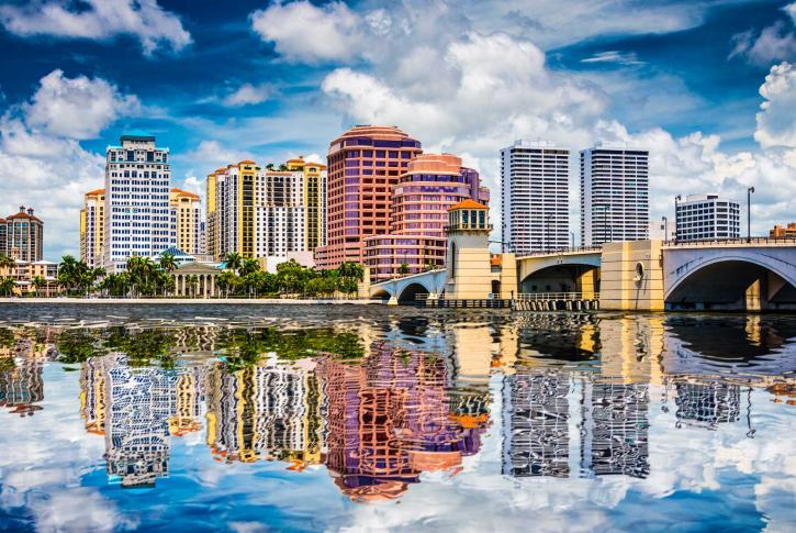 West Palm Beach Waterfront
