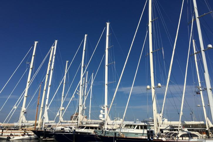 newport yacht show