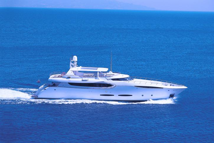 Motor yacht PHOENIX
