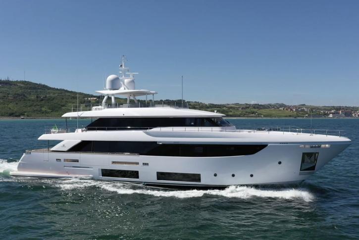 Adelia yacht for sale