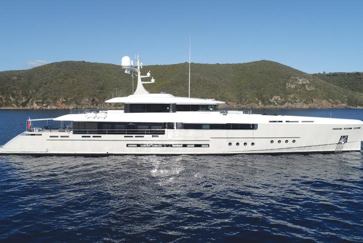 Yacht ENDEAVOUR 2 Sold