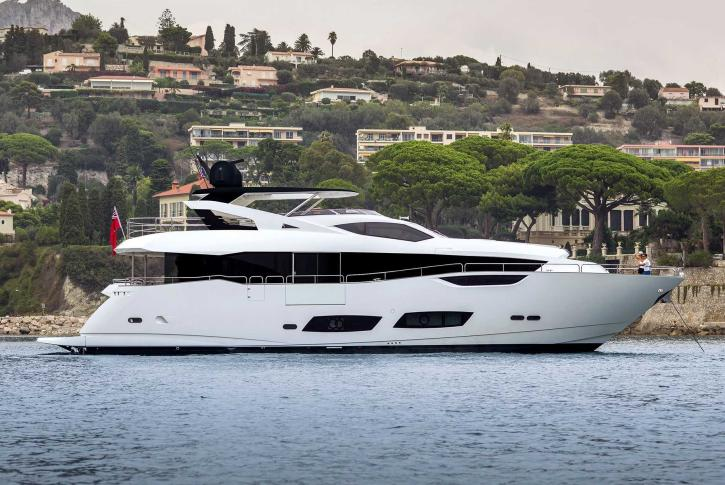 Mr. K Iriston yacht for charter