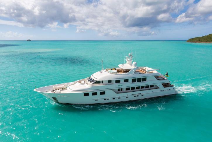 Motor yacht MIM Sold