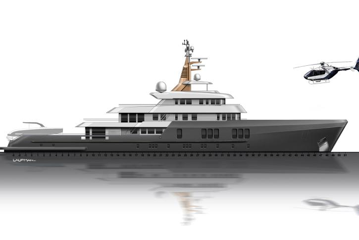 Project Phoenix yacht for sale