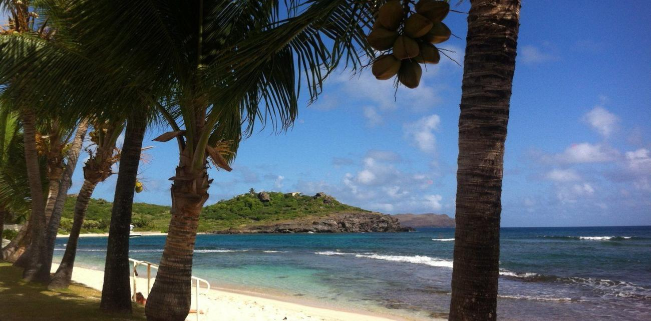 St Barts is blessed with beautiful beaches