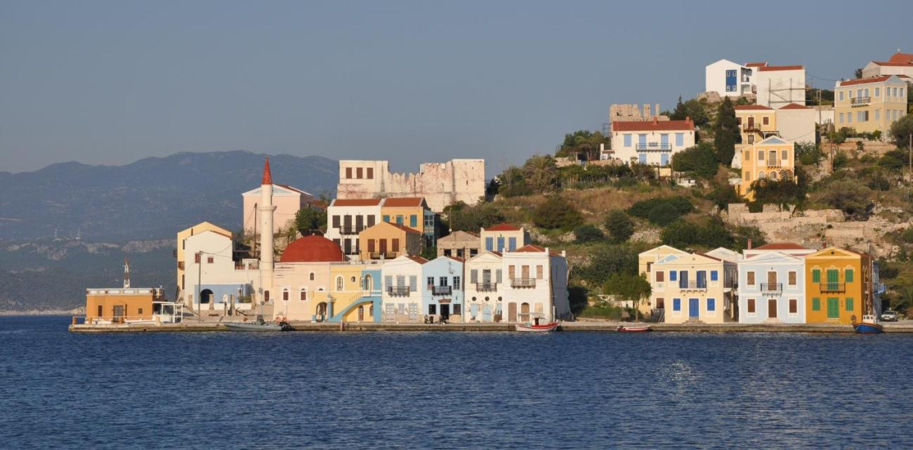 The Dodecanese Islands