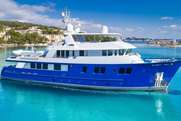 Delta motor yacht ANDREA