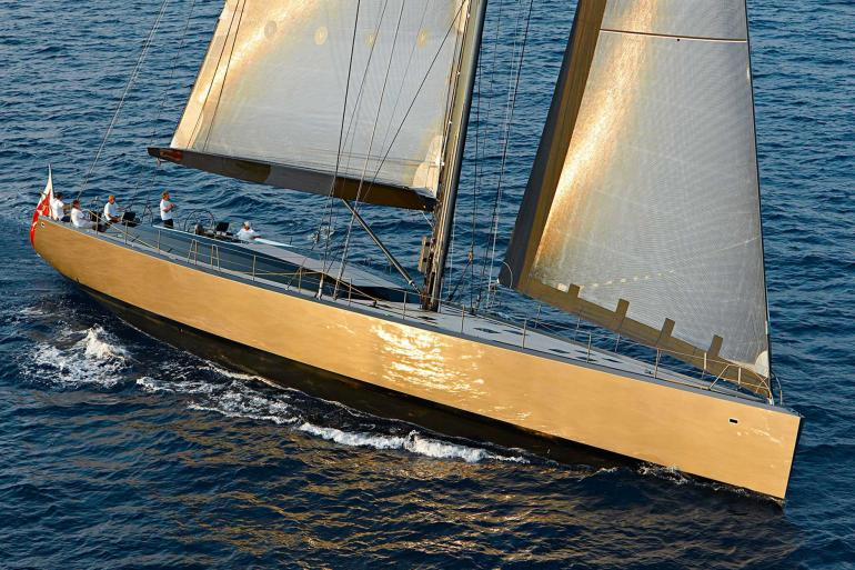 Chrisco sailing yacht sold
