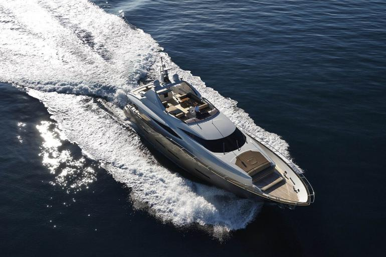 QUANTUM motor yacht sold