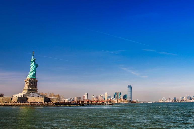 New York Atlantic Ocean