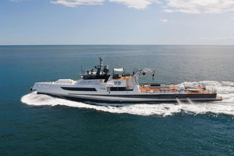 Yacht AXIS sold by Ocean Independence
