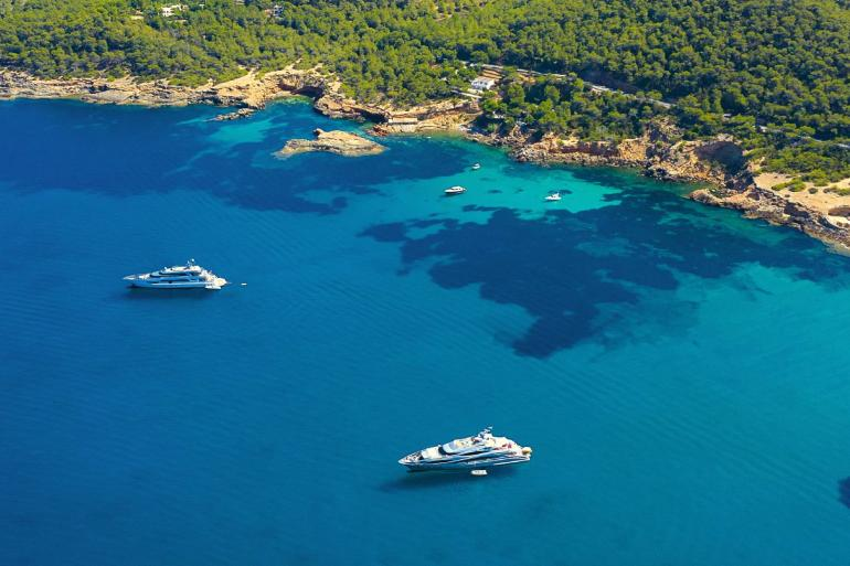 Secluded Yacht Charter