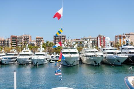 barcelona yacht show