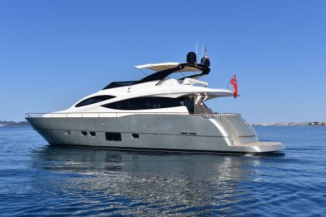 Motor yacht JUST MINE