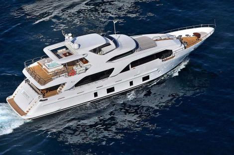 Benetti yacht NOVASTAR sold by Ocean Independence