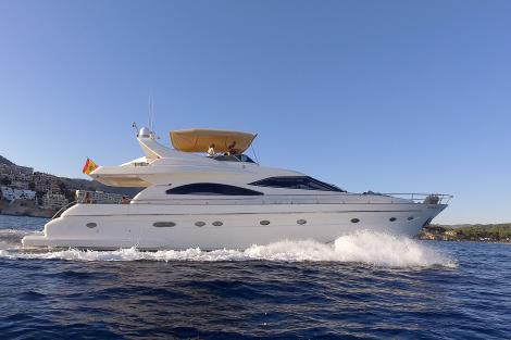Charter yacht KITTY KAT