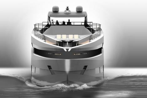 PROJECT SAPPHIRE yacht concept