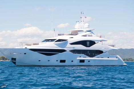 Sunseeker yacht for sale ANGELUS