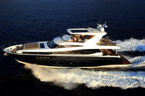 Motor yacht SIXTIES for sale