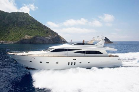 EH² motor yacht for sale