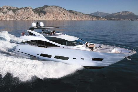 KUDOS yacht for charter