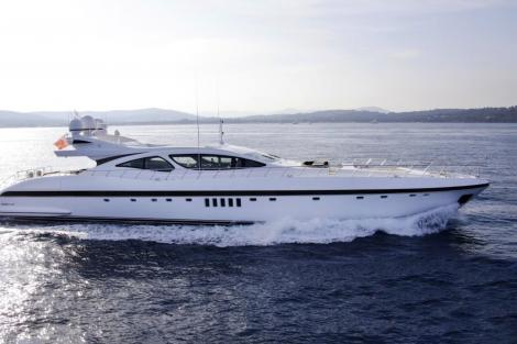 AFRICAN CAT superyacht sold