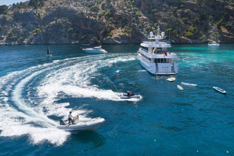 ALCOR superyacht for sale