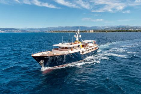 ARIONAS yacht sold