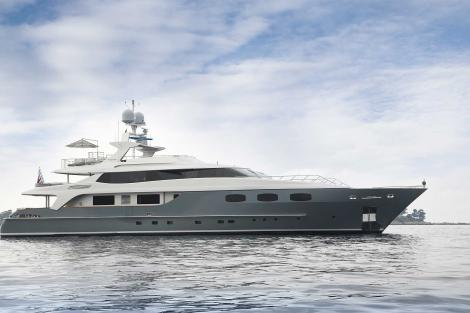 Yacht Annamia for charter