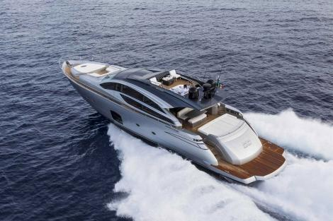 Motor yacht BAGHEERA