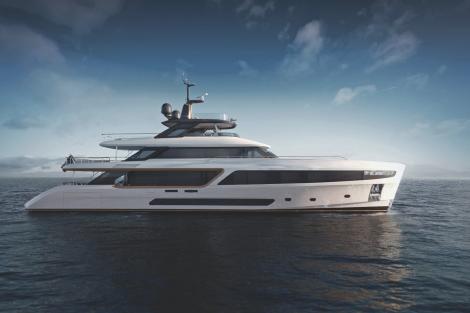 Benetti Motopanfilo Hull No.2 sold