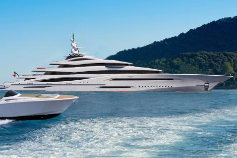 Project Century X yacht for sale