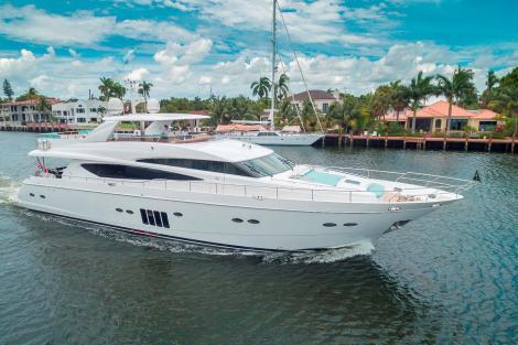 Motor yacht Cristobal Sold