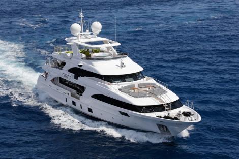 EDESIA superyacht wins ACREW award