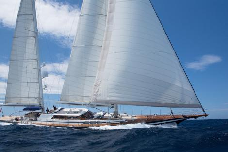 Sailing yacht INFATUATION sold by Ocean Independence