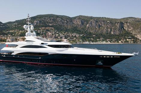 Benetti yacht KARIANNA for sale
