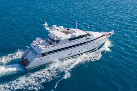 motor yacht KIPANY