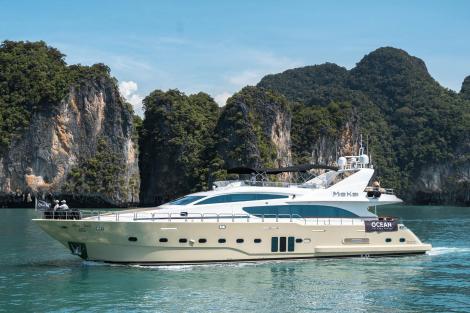 Charter yacht MIA KAI in Thailand
