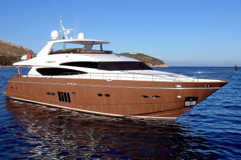 MAESTRO motor yacht sold