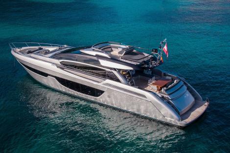 Riva yacht for sale JULIA S