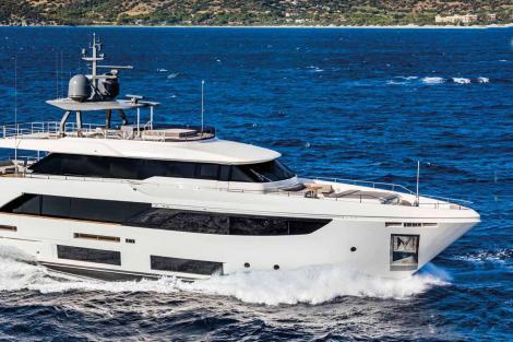 NAVETTA 33 Yacht sold
