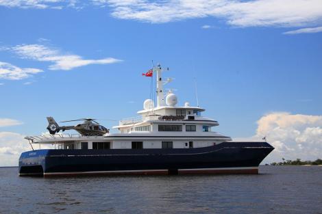 SWATH yacht Nurja